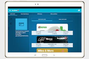 Screenshot of MobilDeniz Tablet