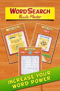 Word Find Puzzle Master - screenshot