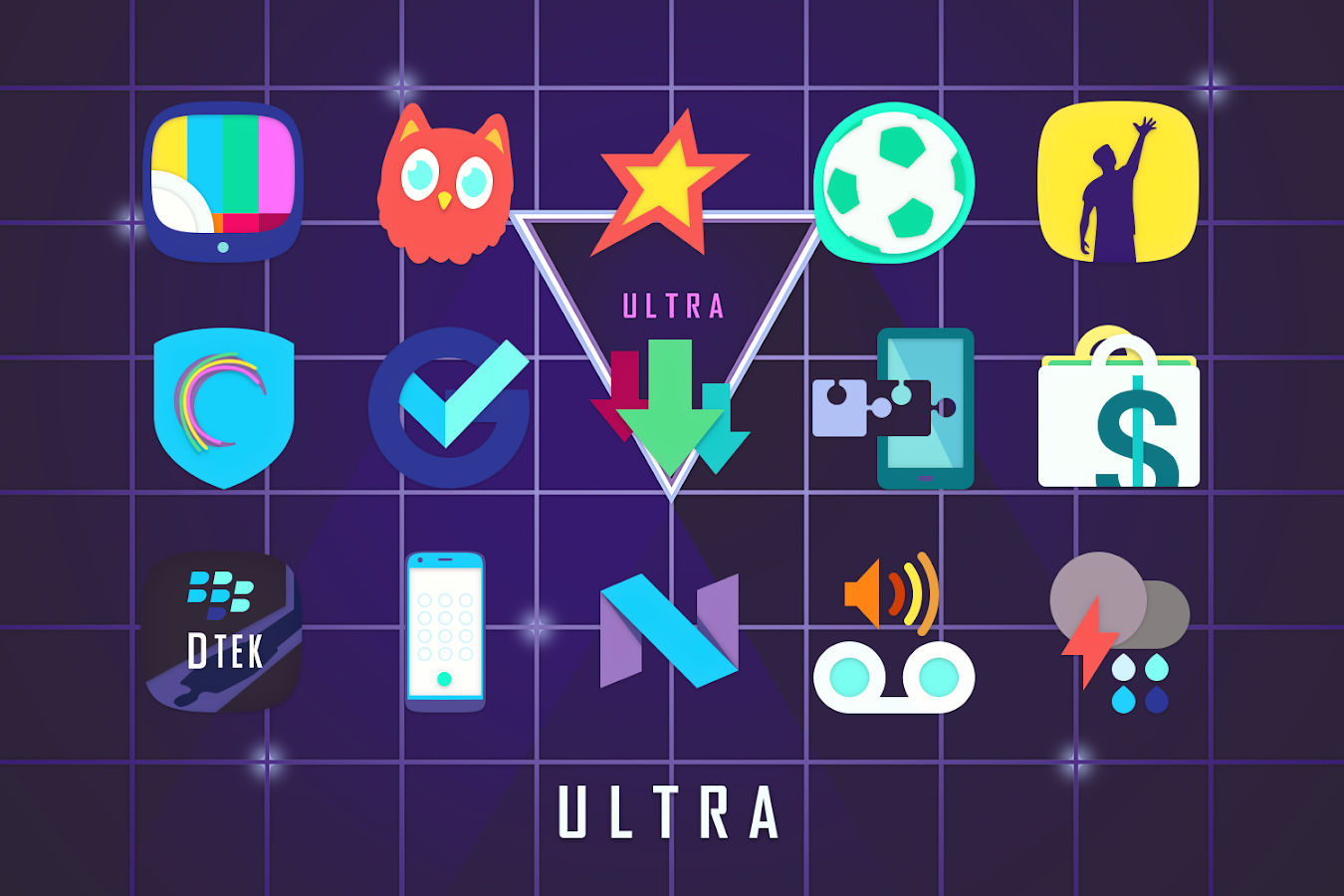 Ultra Icon Pack Screenshot 4