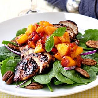Peach Basil Sauce Recipes