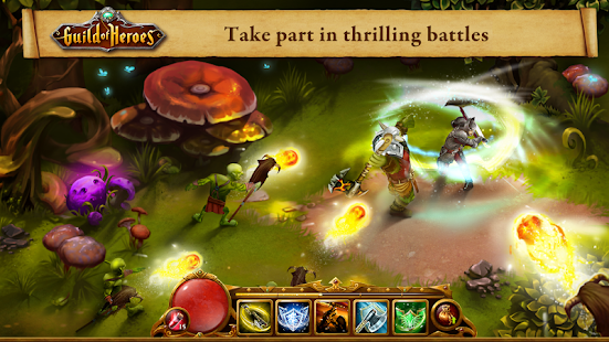 Download Guild of Heroes - fantasy RPG APK for Laptop
