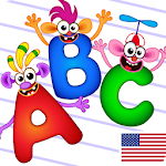Super ABC Learning games for kids Preschool apps? Icon
