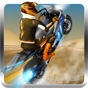Cover art Motorbike Driving Simulator 3D