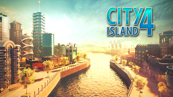 Download Full City Island 4: Sim Town Tycoon 1.6.1 APK