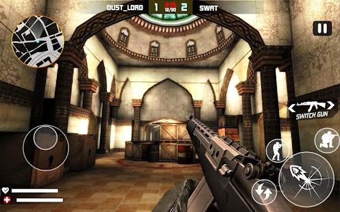 Frontline Terrorist Battle Shoot: Free FPS Shooter for pc