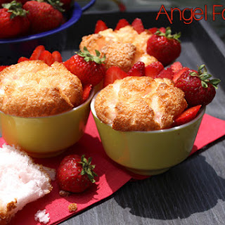 Angel Food Cake Mix Cupcakes Recipes