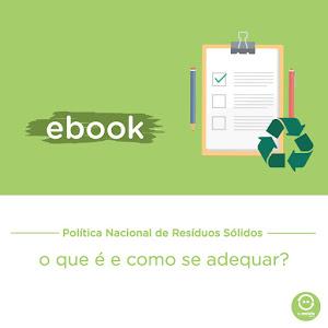 e-book sobre a política nacional de resíduos sólidos