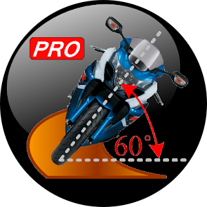 RidingAngle Pro:Bike Angle rec