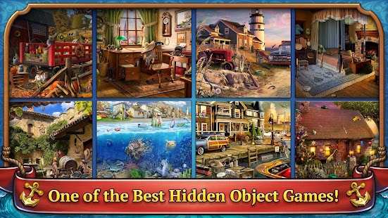 Seaside Getaway: Hidden Object - screenshot