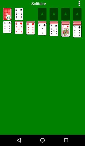Solitaire - Classic Klondike game Screenshot