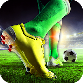 Free Soccer League Stars 2017 Tour: World Football Hero APK for Windows 8