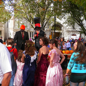 Keene nh pumpkin fest by Stephen Deckk - Public Holidays Halloween