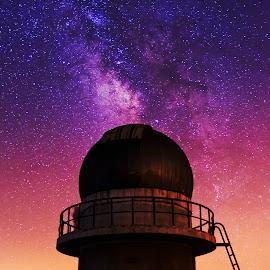 by Ahmed Saleh - Landscapes Starscapes ( milkyway, astro, night photography, stars, astrophotography, night, photokhana, nikon, astronomy, egypt, nightscape, galaxy, milky way,  )