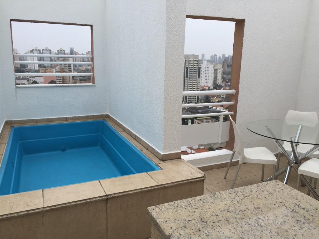 Apartamento Duplex Casa Branca Santo André