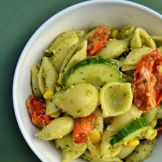 Shell Pasta Salad Summer Recipes