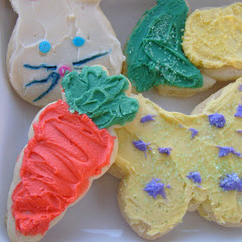 Angie's Sugar Cookies
