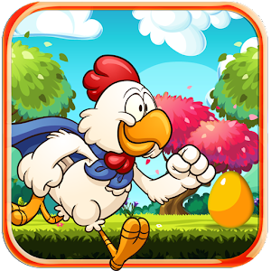 Endless Flying Chicken Runner