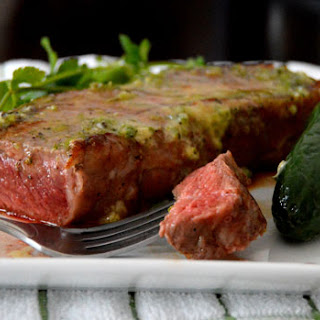 Jalapeno Butter Steak Recipes