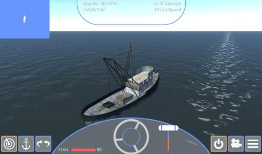 X Ship Simulator Beta - screenshot