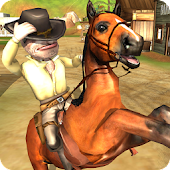 Free Wild West Cowboy Rodeo Hunter APK for Windows 8