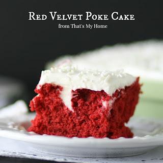 Almond Red Velvet Cake Recipes