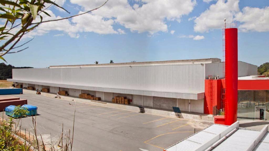 Galpão industrial para locação, Araquari