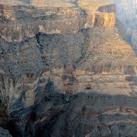 Jabal Shams by Sanjeev Kumar - Nature Up Close Rock & Stone