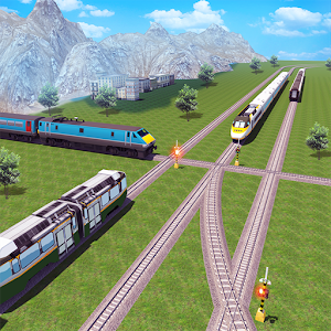 Euro Train Simulator 2017 For PC (Windows & MAC)
