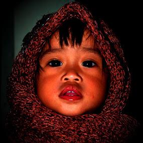 belajar by Daenk Andi - Babies & Children Child Portraits ( muslim, orang, warna, jilbab, anak anak, nikon, gaya, wanita )