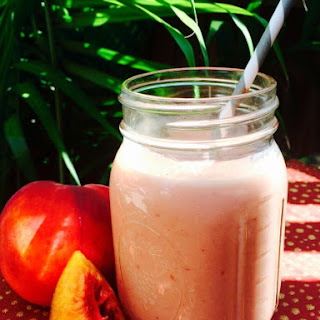 Honey Peach Smoothie