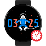 Apollo watchface by BeCK Icon