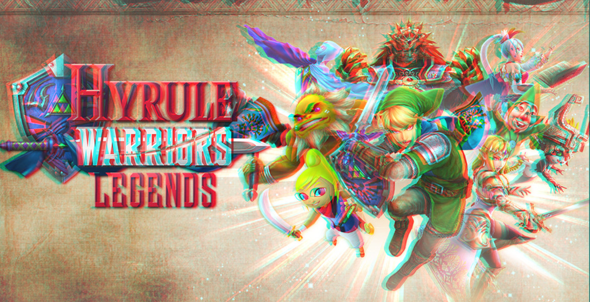 Hyrule Warriors Legends Has Limited 3D Support