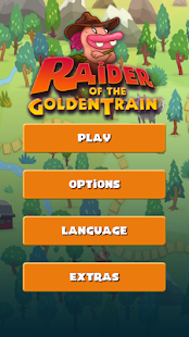 Raider of the Golden Train - screenshot
