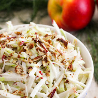 Creamy Apple Salad Recipes