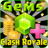 ?? Cheats Gems ?? for CR prank Icon
