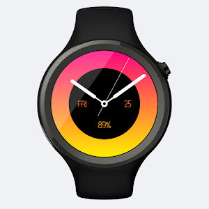Iris Watch Face