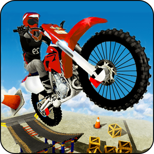 Real Motorbike Racing Stunt Endless Adventure Game (game)