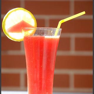 Fresh Watermelon Juice Recipes
