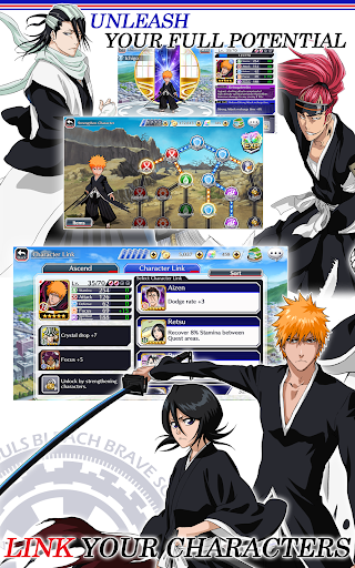 BLEACH Brave Souls - screenshot