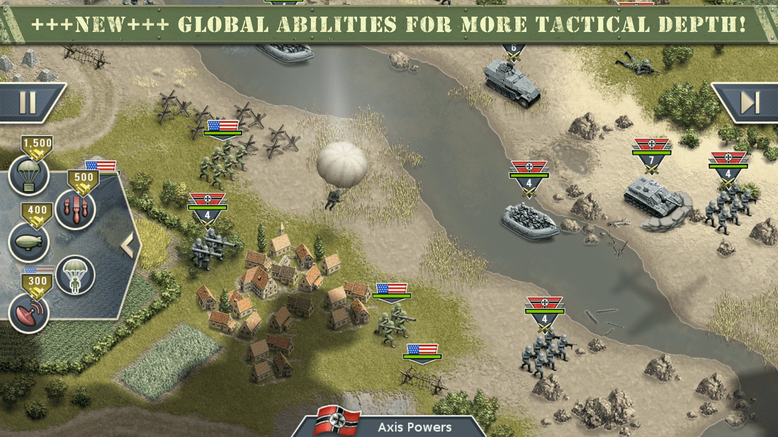 1944 Burning Bridges Premium Screenshot 17