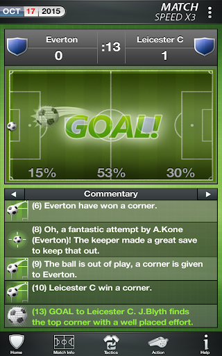 Football Director 16 - Soccer - screenshot