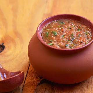 The Tale of Two Mexican Salsas