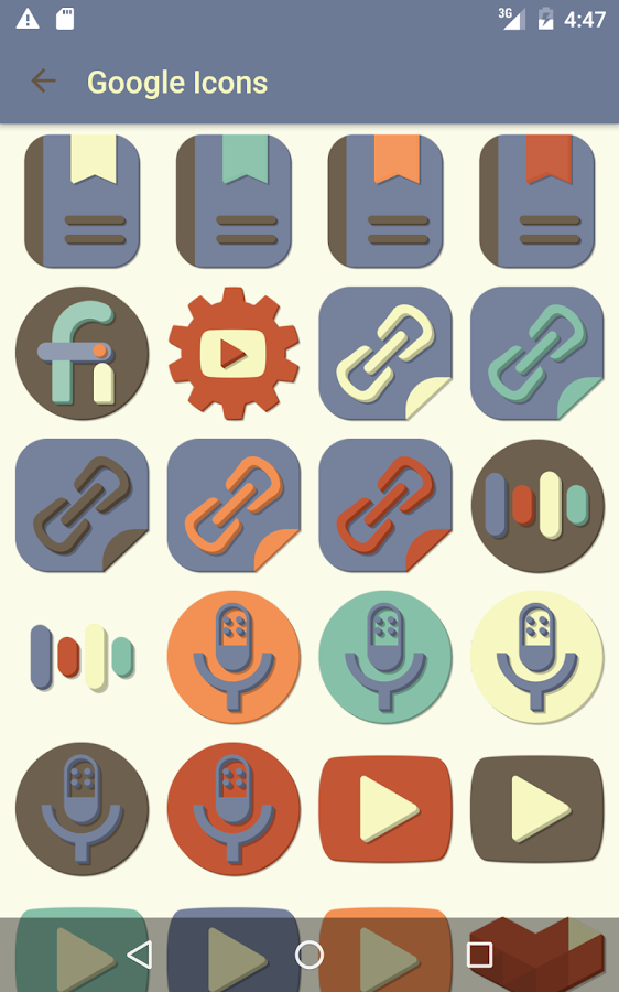 Aura Icon Pack Screenshot 9