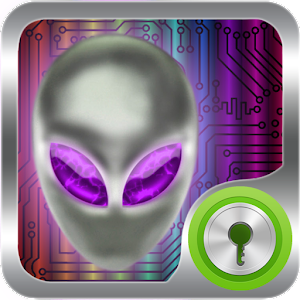 Alien T Go Locker theme