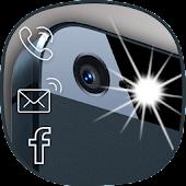 Flash Alerts on Call / Sms APK for Ubuntu