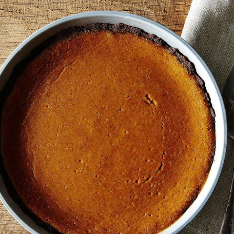 Bourbon Pumpkin Pie Recipe | Yummly