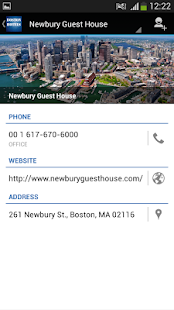 Boston Hotels - screenshot