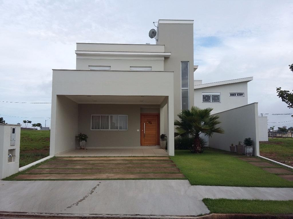 Sobrado residencial à venda, Taquaral, Piracicaba.