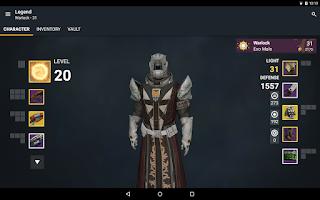 Screenshot of Destiny