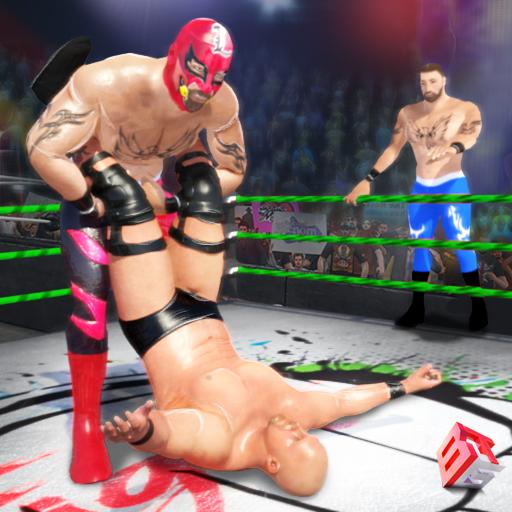 Wrestling Superstars Revolution - Wrestling Games (game)